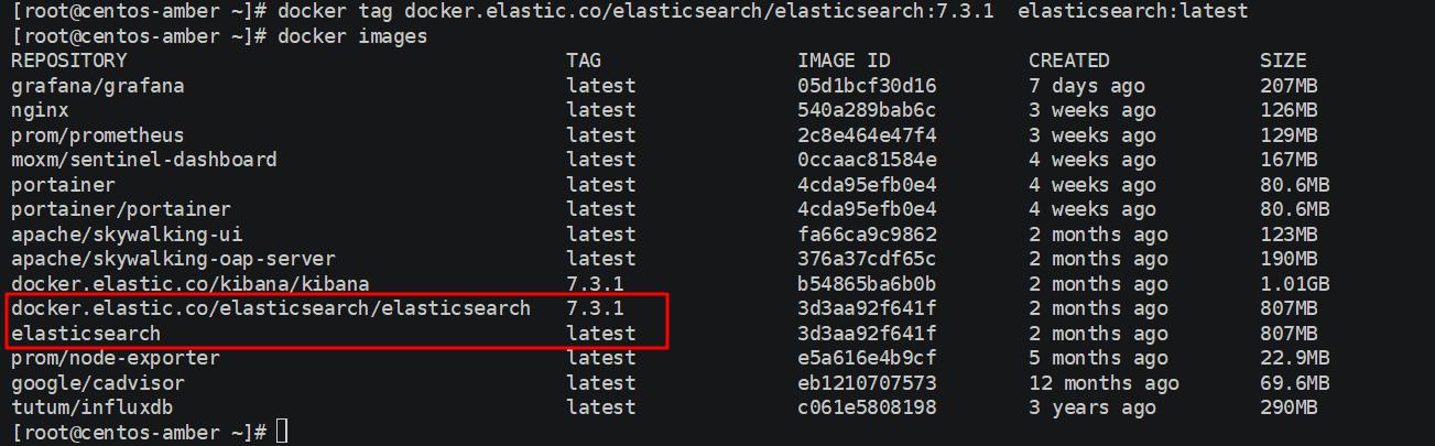 elasticsearch-tag