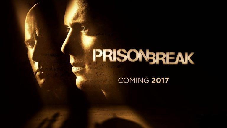 《越狱》第五季回归,原班人马4月5日开播