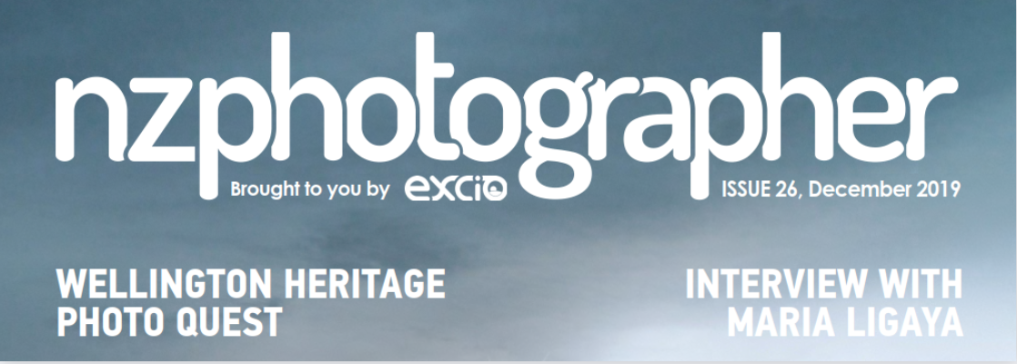《NZPhotographer》pdf電子雜志下載—2019年合集