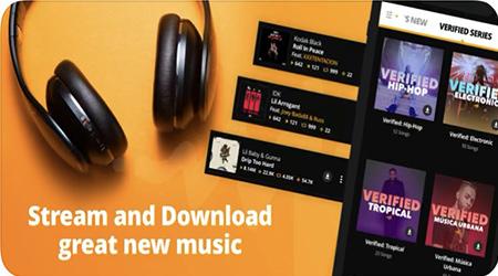 Audiomack国外音乐分享平台,中文内容好像不太对劲-福利巴士