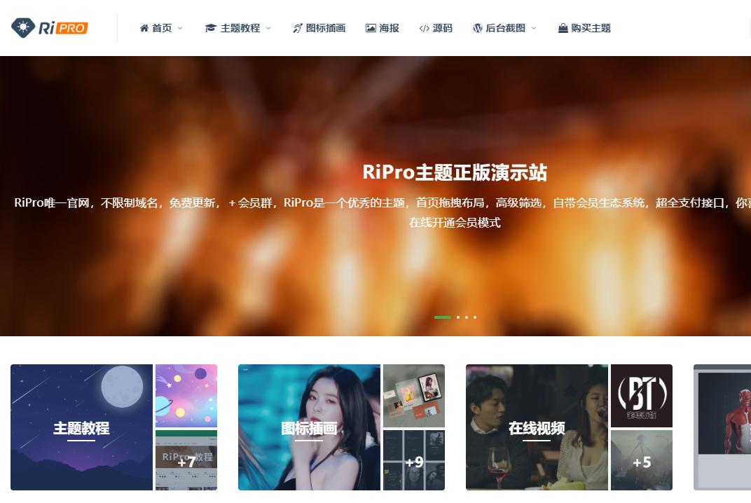 WordPress-RIPRO火车头文章发布规则插图