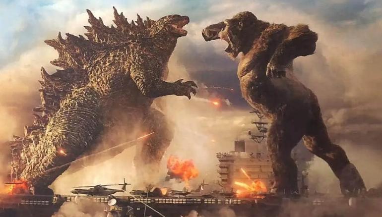 金刚大战哥斯拉/哥吉拉大战金刚(台)/KingKongvs.Godzilla